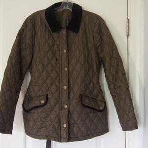Hunter Green Winter Coat (10)